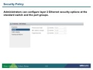 VSICM55 - Slide 05-20 - Security Policy
